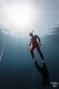 Freedive sessions