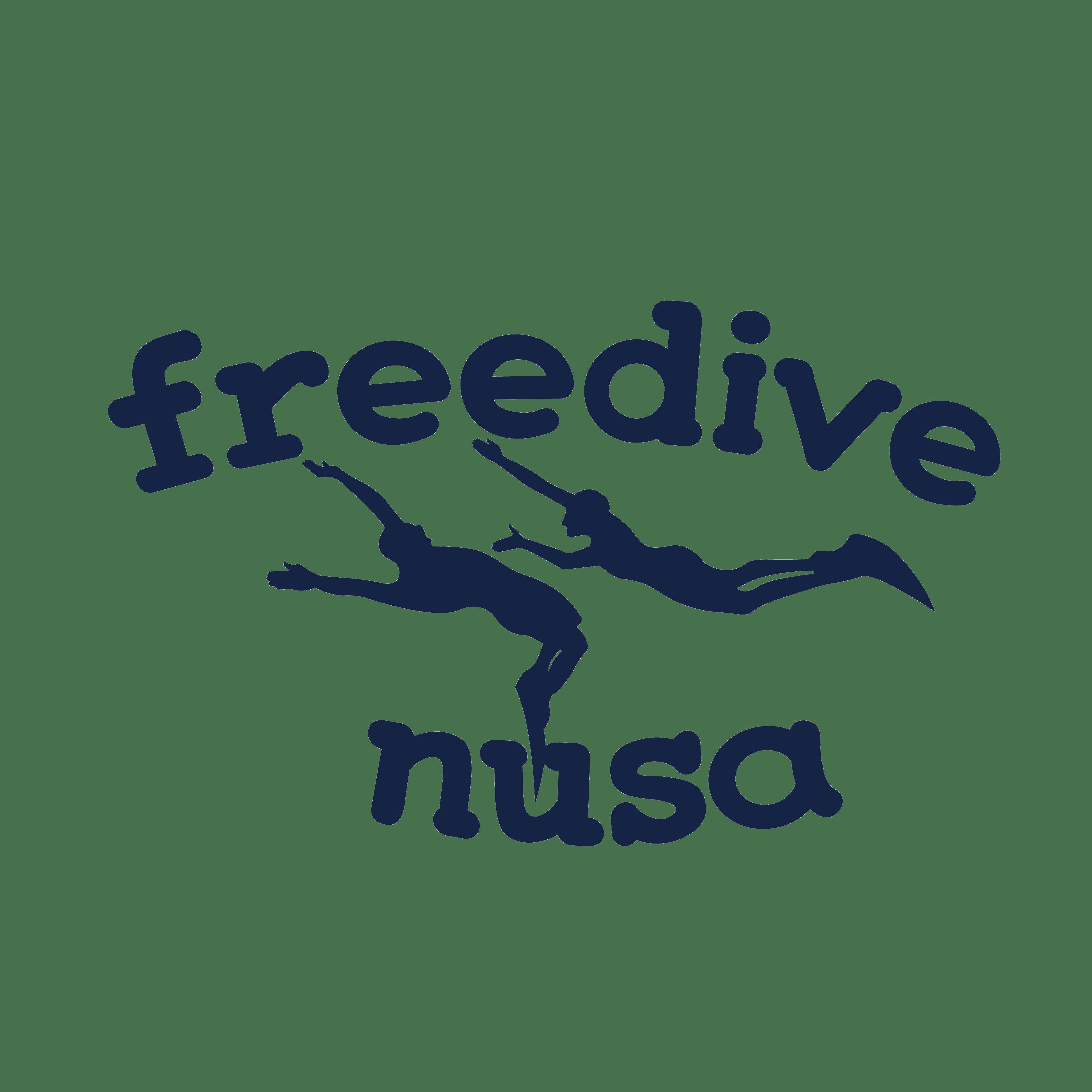 Freedive Nusa — русская школа фридайвинга на Бали