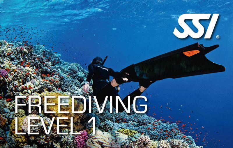 SSI Freediving Level I