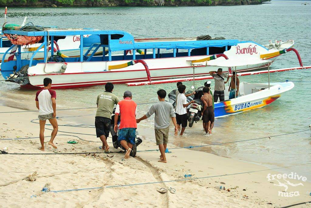 Nusa Penida. How to get there