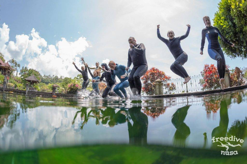 Freediving Master Course