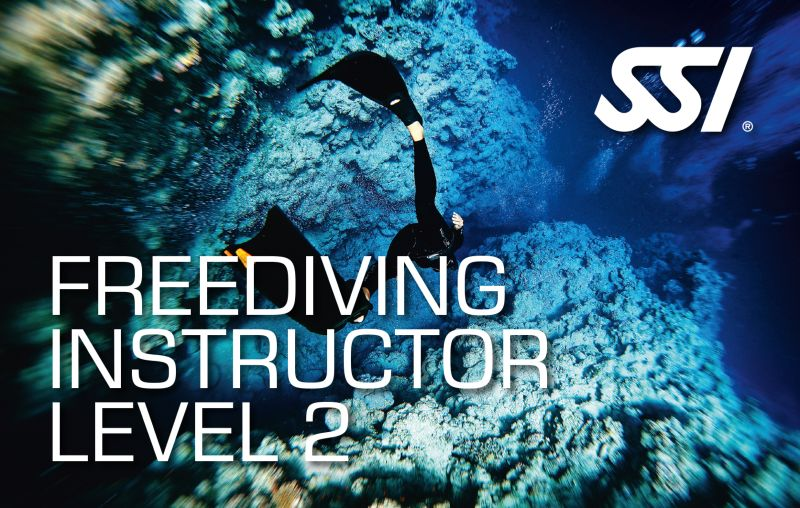 Freediving Instructor Level 2