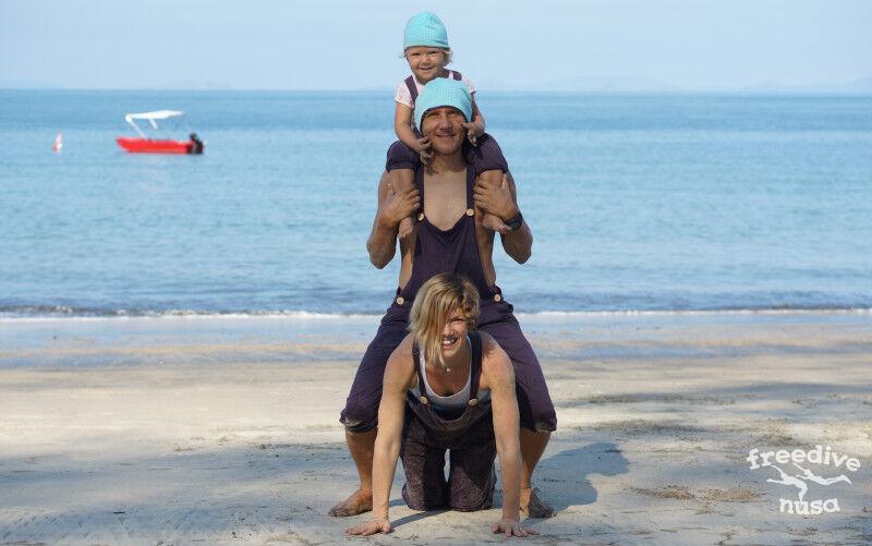 Freedive Nusa Family