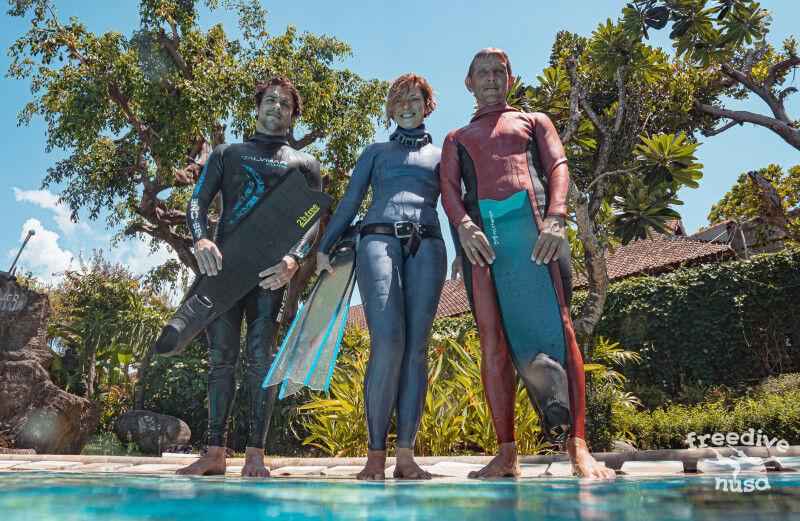 Freedive Nusa Team
