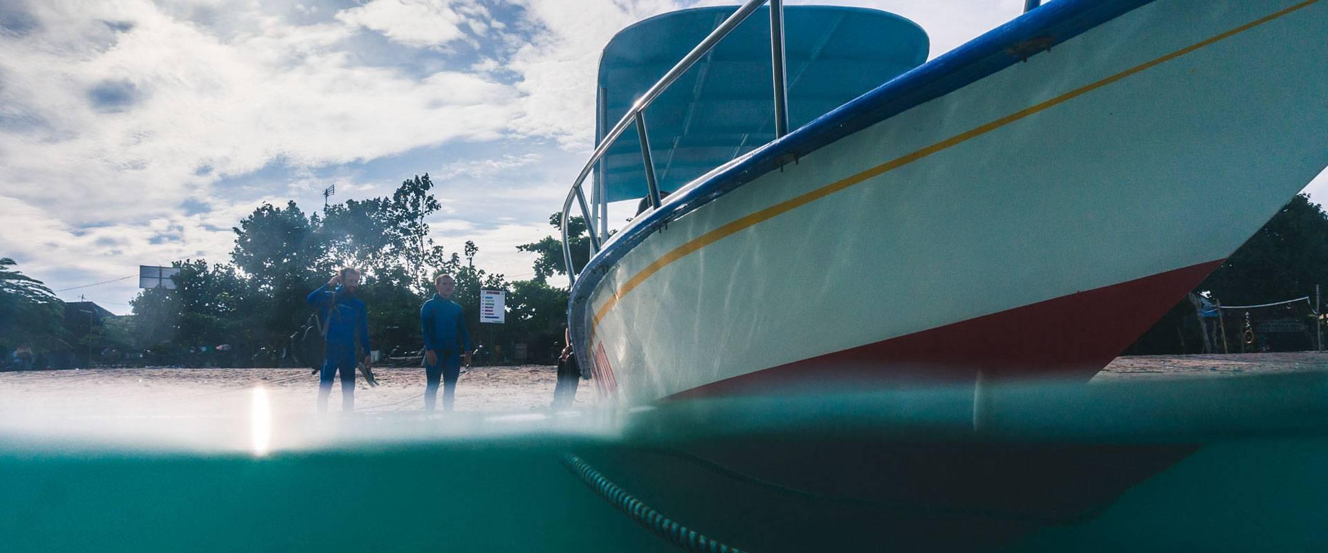 Экскурсии с Бали на тропический остров Нуса Пенида
