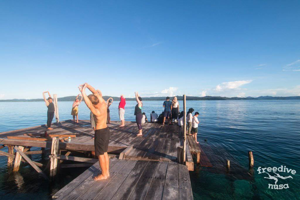 Freedive Trip to Raja Ampat
