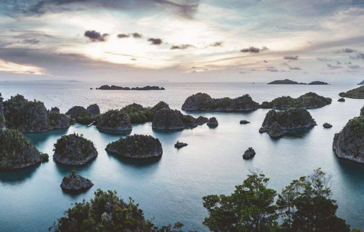 Freedive Trip to Raja Ampat