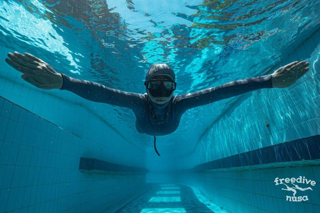 Why freediving is good for health