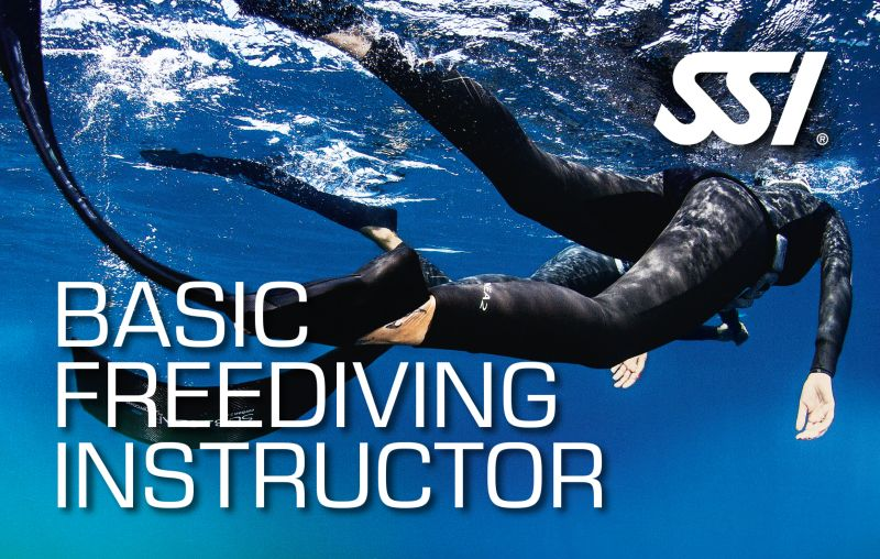 Basic Freediving Instructor