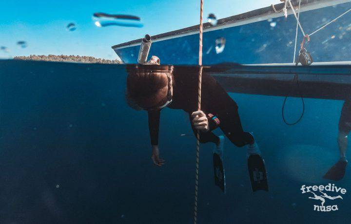 Freediving Training