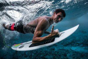 Мастер-класс по задержке дыхания для серферов